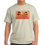 Give Me The Donuts Light T-Shirt