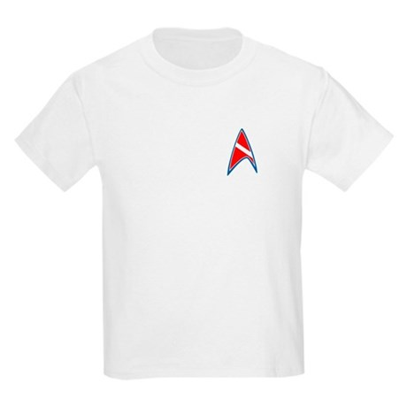 Roddenberry Dive Team Kids Light T-Shirt