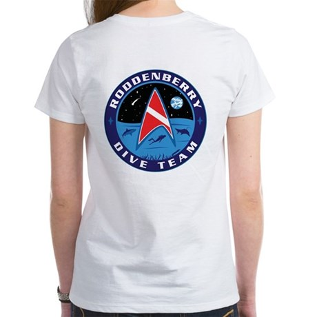 Roddenberry Dive Team Women's T-Shirt