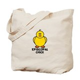 Episcopal Chick Tote Bag