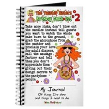 Twisted Sister Chicklist #2 Journal