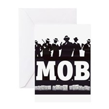 MOB Greeting Card