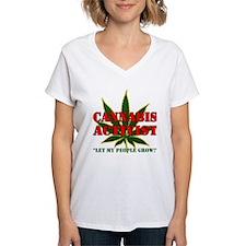 Cannabis Activist Shirt