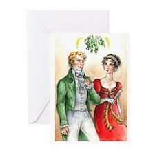 Regency Christmas card (Pack of 20)