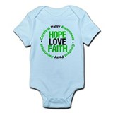 CerebralPalsyHopeLoveFaith Onesie