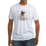 Cool St patrick's day pug Shirt