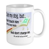Cure dog Mugs