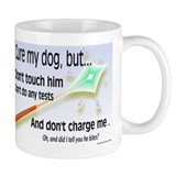 Cure dog Small Mug (11 oz)