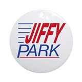 JIFFY PARK Ornament (Round)