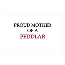 Proud Mother Of A PEDDLAR Postcards (Package of 8)
