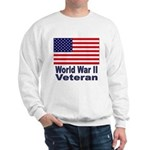 World War II Veteran (Front) Sweatshirt