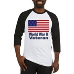 World War II Veteran Baseball Jersey