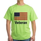 American Flag Veteran T-Shirt