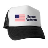 Korean Veteran Trucker Hat