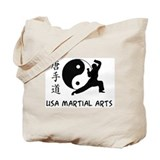 USA Martial Arts Tote Bag