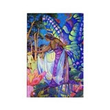MIDSUMMER NIGHTS DREAM Rectangle Magnet