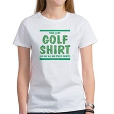 My Golf Shirt - Tee