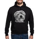 Biscuit, Shih Tzu-Terrier Hoodie (dark)