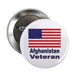 Afghanistan Veteran Button