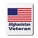Afghanistan Veteran Mousepad