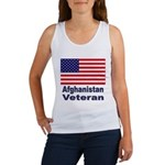 Afghanistan Veteran Women's Tank Top