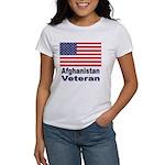 Afghanistan Veteran (Front) Women's T-Shirt