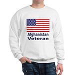 Afghanistan Veteran (Front) Sweatshirt