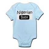Nigerian baby Onesie