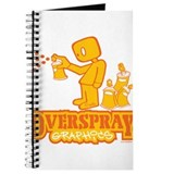 OSG Vandalz Orange Limited Ed Journal