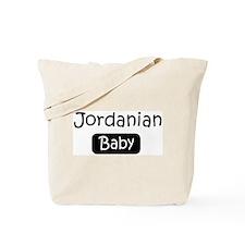 Jordanian baby Tote Bag