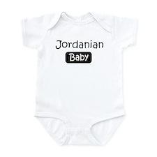 Jordanian baby Infant Bodysuit