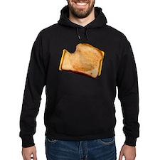 Plain Grilled Cheese Sandwich Hoodie