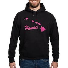 Pink Hawaii Hoodie