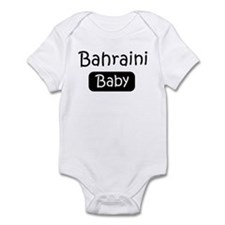 Bahraini baby Infant Bodysuit