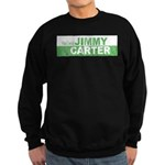 Re-Elect Jimmy Carter Sweatshirt (dark)