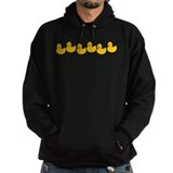 Duckies In A Row Hoodie