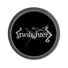 Twilighter Wall Clock