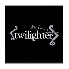 Twilighter Tile Coaster