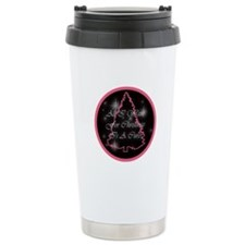 A Cure For Christmas Ceramic Travel Mug