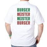 Burger Meister Meister Burger Golf Shirt