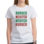 Burger Meister Meister Burger Women's T-Shirt