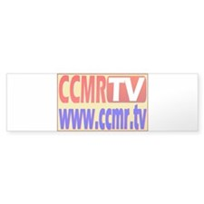 CCMR TV Network Bumper Sticker (10 pk)