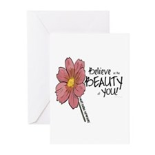 Believe in the Beauty Greeting Cards (Pk of 20)