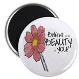 Believe in the Beauty Magnet