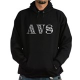 AV8 aviation airline hoodie