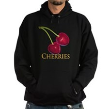 Cherries with Stems Hoodie
