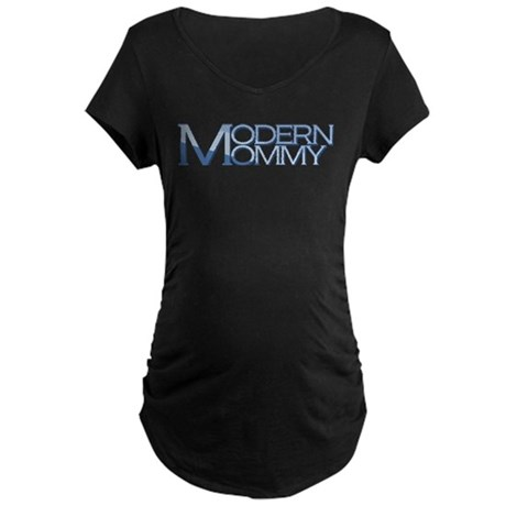 Modern Mommy Maternity Dark T-Shirt