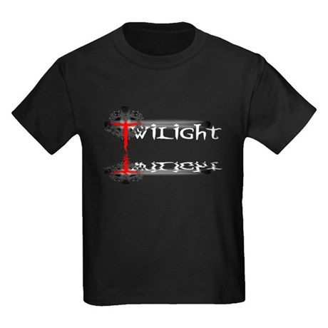 Twilight Reflections Kids Dark T-Shirt