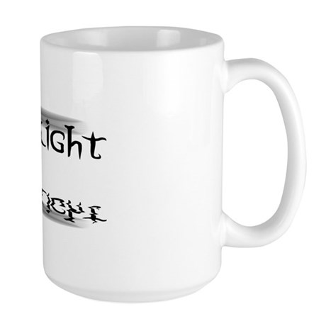 Twilight Reflections Large Mug