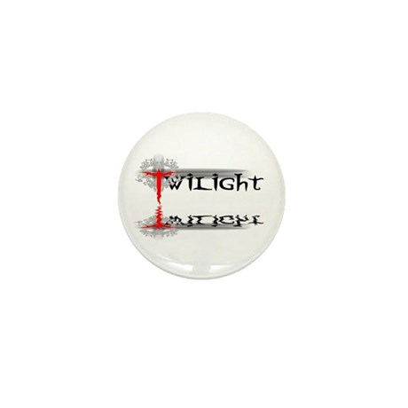 Twilight Reflections Mini Button